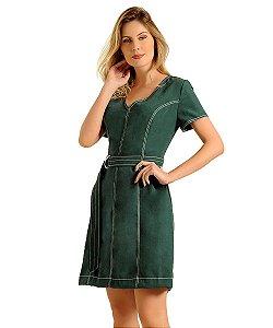 Vestido Laura Verde