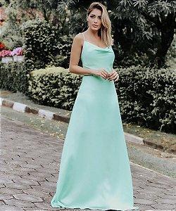 Vestido Longo Joice Verde