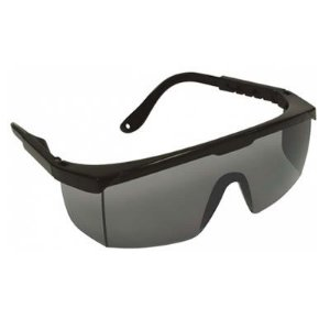 Óculos de Proteção em Acrílico Cinza Danny CA 9722