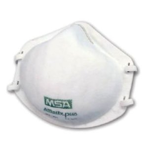 Respirador PFF1 Affinity Plus - MSA s/ Válvula