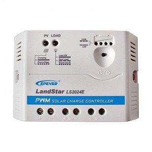 Controlador de Carga PWM Epsolar Landstar LS2024E 12-24V – 20A