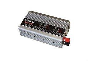Inversor Off-Grid de Onda Modificada Unitron iVolt 400W – 12Vcc – 115Vca – 60Hz