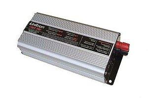 Inversor Off-Grid de Onda Modificada Unitron iVolt 700W – 12Vcc – 115Vca – 60Hz