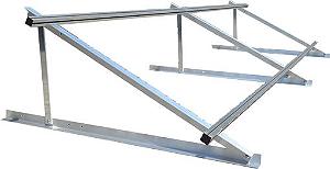 Kit de Montagem Redimax para SoloLaje – 3 Painéis Fotovoltaicos