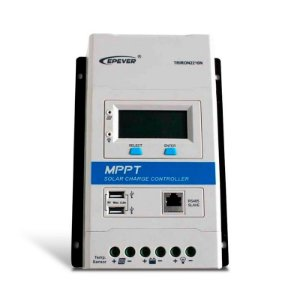 Controlador de Carga MPPT 20A 12/24V - Epever Triron 2210N
