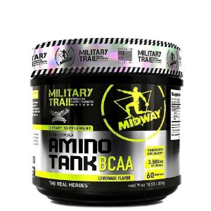 Amino Tank Bcaa 300g - Military Trail