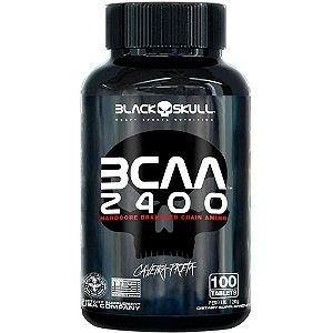 Bcaa 2400 100cps - Black Skull