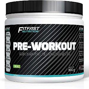 Pre-Workout Pré-Treino 300g - Fit Fast Nutrition
