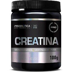 Creatina Pura 100g - Probiotica