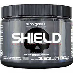 Shield (L-Glutamine) 100g - Black Skull