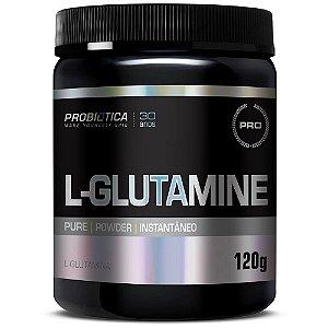 L-Glutamine 120g - Probiotica