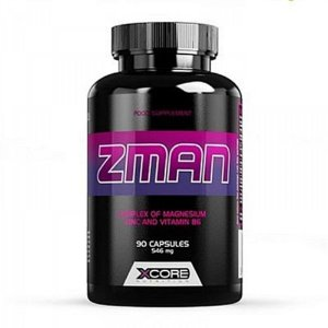 Zman 90cps - Xcore Nutrition