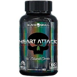 Heart Attack 60cps - Black Skull