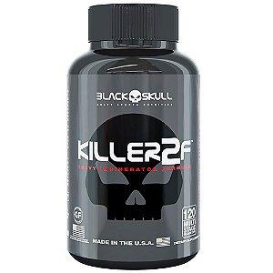 Killer 2F 120cps - Black Skull