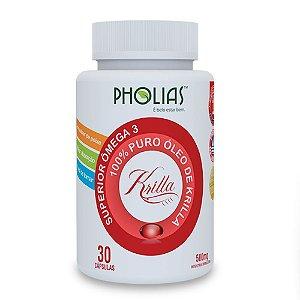 Krilla 500mg 30cps - Pholias