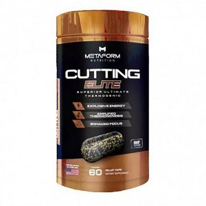 Cutting Elite 60cps - Metaform Nutrition