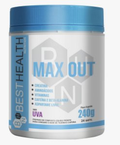 Max Out 240g - Best Health Nutrition