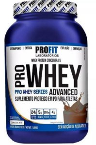 Pro Whey Advanced 907g - Profit Laboratorios