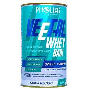 VeetalWhey Bari 500g (Baunilha) - Pholias