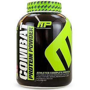 Combat Powder 2269g (Baunilha) - Muscle Pharm