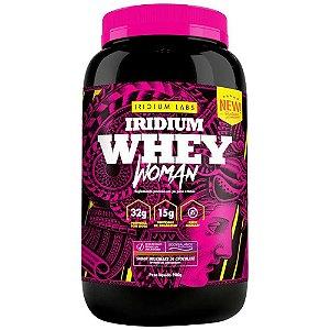 Whey Woman 900g (Chocolate Belga) - Iridium Labs