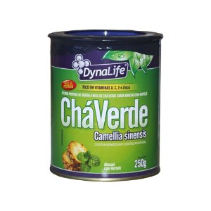 Chá Verde Dynalife 250g - Dynamic Lab