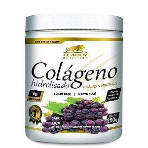 Colágeno Hidrolisado 250g - Leader Nutrition