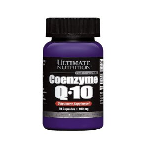 Coezima Q-10 100mg 30cps - Ultimate Nutrition