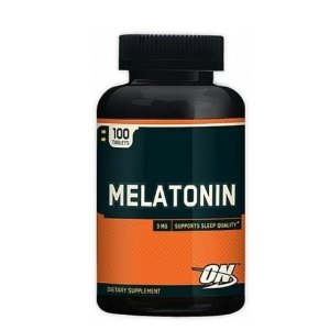 Melatonin 3mg 100cps - Optimum Nutrition