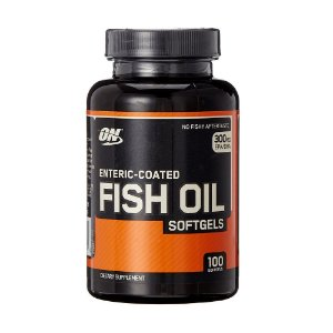 Fish Oil 100cps - Optimum Nutrition