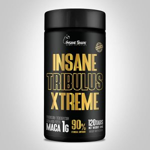 Tribulus Xtreme 1G 120cps - Insane Shape