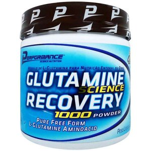 Glutamina Science Recovery 300g - Performance Nutrition