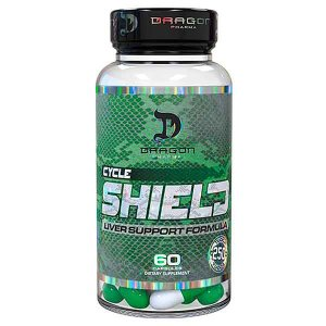 Cycle Shield 60cps - Dragon Pharma