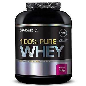100% Pure Whey 2000g - Probiotica
