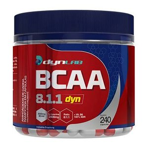 Bcaa Dyn 8:1:1 240cps - Dynamic Lab