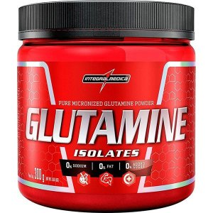 Bs Glutamine Isolates 300g - Integral Medica