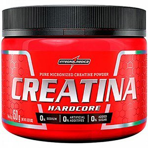 Creatina HardCore 150g - Integral Medica