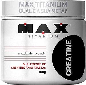 Creatine 100g - Maxtitanium
