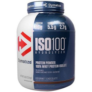 Iso-100 Hydrolized 2300g - Dymatize Nutrition
