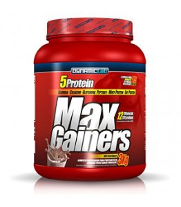 Max Gainer 3kg - Dynamic Lab