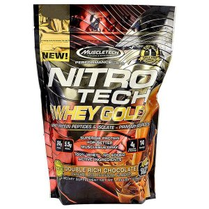Nitro Tech Whey Gold 454g - Muscletech