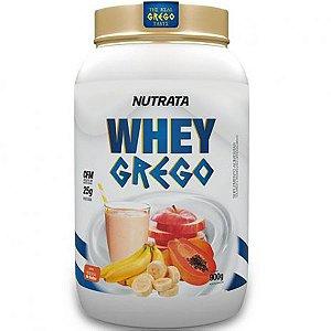 Whey Grego 900g - Nutrata Nutrition