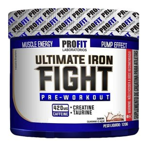 Ultimate Iron Fight 120g - Profit Laboratorios