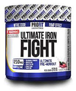 Ultimate Iron Fight 270g - Profit Laboratorios