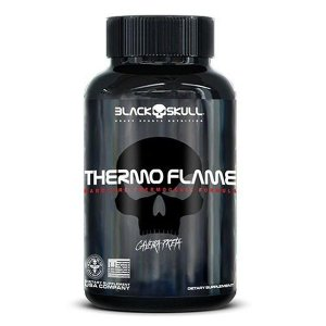Thermo Flame 60cps - Black skull