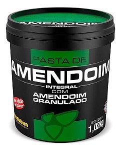 Pasta de Amendoim Granulado 1,02kg - Mandubim