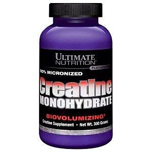 Creatine Monohidrate 300g - Ultimate Nutrition