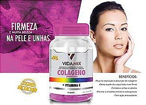 Colágeno Hidrolisado 60cps - VidaMix