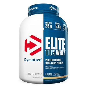 Elite 100% Whey 2300g - Dymatize Nutrition