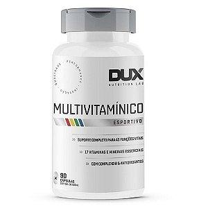 Multivitamínico Esportivo (90 cápsulas) - Dux Nutrition